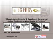Food Processing Machineries By S. G. Fabs Coimbatore