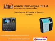 Biometric Access Control System By Adman Technologies Private Limited,