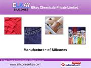 Silicone Fluid Emulsion By Elkay Chemicals Private Limited Pune