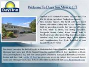 Days inn Hotel near Foxwoods Resort Casino