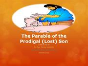 The Parable of the Prodigal (Lost) by Rev. Penny Hibbitts_Sept. 05, 20