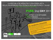 Parking Day 2011 Puerto Rico
