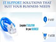 IT Support Solutions that Suit Your Business Needs- swiftcomputers.com