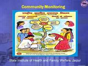 Community Monitoring under NRHM