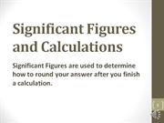 LAB Notes Sig Figs and Calculations Narrated