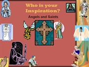 Who is my Inspiration??