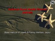 National Rural Health Mission