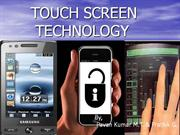 29866129-Touchscreen-technology-ppt-by-pavan-kumar-M-T
