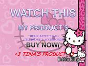 HELLO KITTY'S PRODUCT