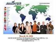 Aim GlobaL Opportunity Plan Presentation