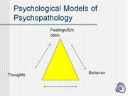 Psychological Models