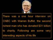 advice to young people -- warren buffet