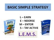 simple basic strategy
