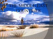 Middle East Culture