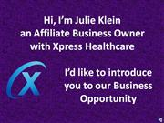 Xpress Healthcare - Biz Op