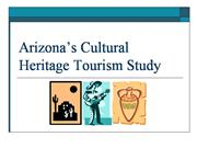 s Cultural Heritage Tourism Study