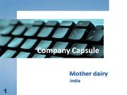 46612331-Mother-Dairy-Ppt