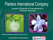 Agro Products By Planters International Company Bengaluru