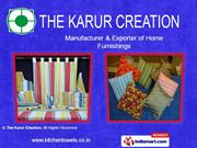 Kitchen Set By The Karur Creation Karur