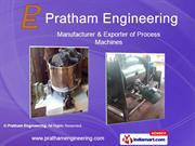 Cosmetic Industry Machines By Pratham Engineering Thane