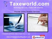 Digital Signatures By Taxeworld.Com Private Limited Navi Mumbai