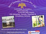 Manpower Solutions By Msy Security Services Private Limited Gurgaon