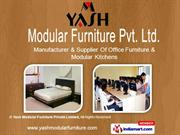 Office Furniture By Yash Modular Furniture Private Limited Pune