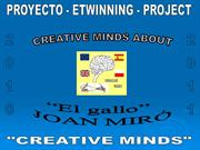 6. Creative Minds about JOAN MIRO - Descriptions and poems