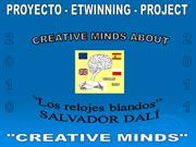 8. Creative Minds about SALVADOR DALI - Descriptions and poems
