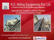 Engineering Products By R. D. Mining Equipments Pvt Ltd Nashik