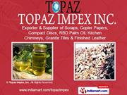 Industrial Scraps By Topaz Impex, Inc. Kolkata