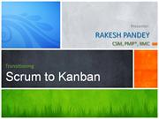 Xebia Scrum India Meetup June 2011: Transitioning From Scrum To Kanban