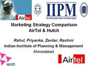 marketing-strategy-comparison-of-airtel-and-hutch-20631