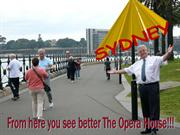 Australia Sydney4 Let me show you the Opera House!