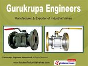 Ball Valve By Gurukrupa Engineers, Ahmedabad Ahmedabad