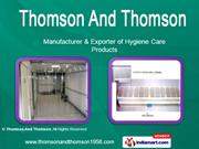Automatic Sliding Glass Door By Thomson And Thomson Mumbai