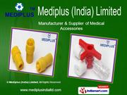 Luer Lock By Mediplus (India) Limited Delhi