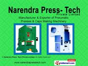 Used Presses By Narendra Press- Tech Private Limited New Delhi