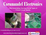Circuit Board Assembling Services. By Coramandel Electronics Chennai