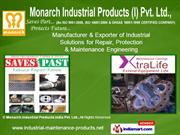 Floor Screeds & Toppings By Monarch Industrial Products India Private