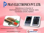 Slide Switch By Pran Electronics Private Limited Vadodara