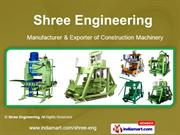 Hollow Block Machines By Shree Engineering