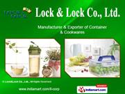 Cookware By Lock&Lock Co., Ltd. Seoul