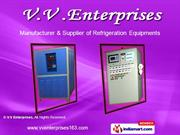 Hvac Equipment. By V. V. Enterprises Faridabad