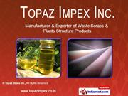 Metal Scraps By Topaz Impex Inc. Chennai
