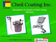Paint Coating Products By Cheil Coating Inc. Namyangju