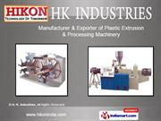 Injection Moulding Machine By H. K. Industries New Delhi