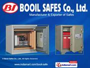 Anti-Burglary Safes By Booil Safes Co., Ltd. Gimhae-Si