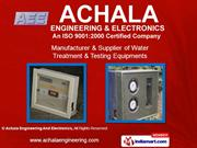 Water Testing Equipment By Achala Engineering And Electronics Thane