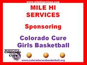 mile hi aeration sponsors colorado cure